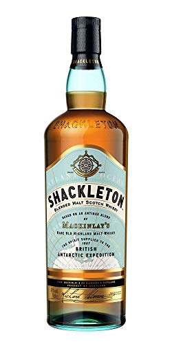 Mackinlay's Shackleton Whisky Escocés Mezclado de Malta - 700 ml
