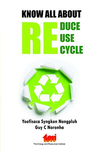 Know all about:  Reduce, Reuse, Recycle