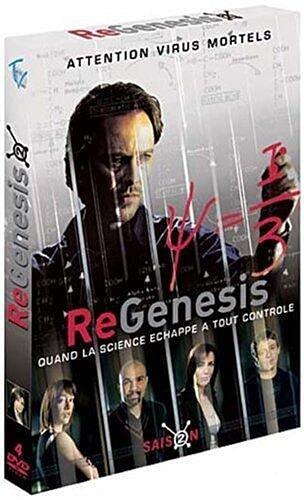 ReGenesis - Saison 2 [Francia] [DVD]