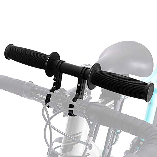 WANLI kids handlebar attachment outdoor travel Child bicycle seat and handlebars combination portable kids seat handlebars easy to install and disassemble suitable for children aged 2~5