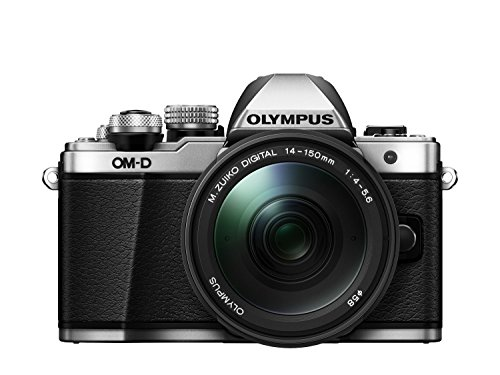 "Olympus OM-D E-M10 Mark II + M.ZUIKO DIGITAL EZ-M14-150R MILC 16,1 MP 4/3"" Live MOS 4608 x 3456 Pixel Argento"