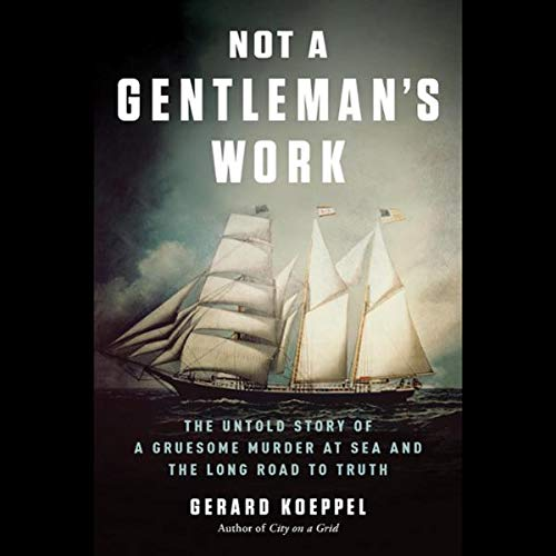 Page de couverture de Not a Gentleman's Work