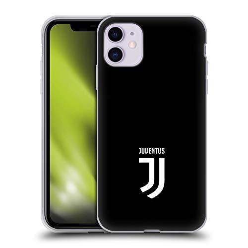 Head Case Designs Offizielle Juventus Football Club Klar Lifestyle 2 Soft Gel Handyhülle Hülle Huelle kompatibel mit Apple iPhone 11