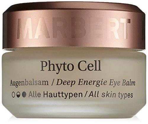 Marbert Phyto Cell femme/woman, Deep Energy Eye Balm, 1er Pack (1 x 15 ml)