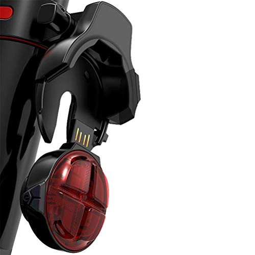 USB-Lade Smart-Rücklicht Induktions-Bremslicht Fahrradrücklicht Mountainbike Warnlicht Fahrrad Rückleuchten