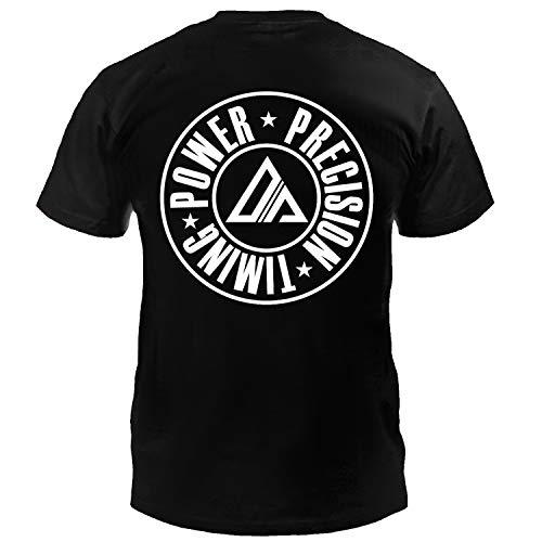 Dynamix Athletics T-Shirt PPT Schwarz -...