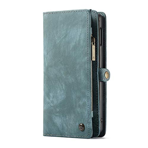 XYAL0002001 Xingyue Aile Covers y Fundas para Samsung Galaxy A80 A70 A50S A30S, Caja de la Tarjeta de Lujo Funda de Cuero Cubierta DE Cubierta para Samsung Galaxy A50 A40 A30 A20 A20E A51 A71