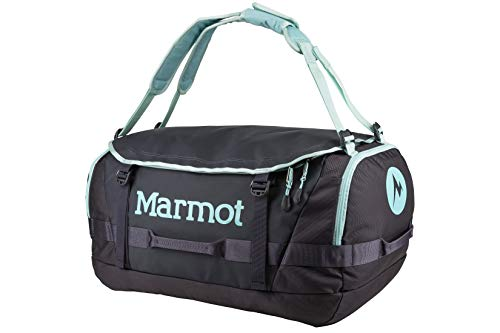 Marmot Long Hauler Duffel Bag Large, Robuste Reisetasche, große Sporttasche, Weekender, 75L Fassungsvermögen, Dark Charcoal/Blue Tint