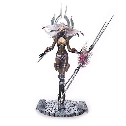 Collectible Figure The Blade Dancer Irelia SammelfigurenModel Figur Statue Spielzeug 25cm