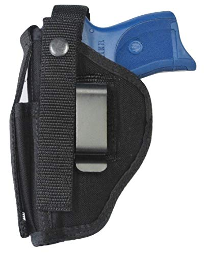 Federal Ruger LC9, LC9s, EC9s & LC380 Hip Holster with Magazine Pouch