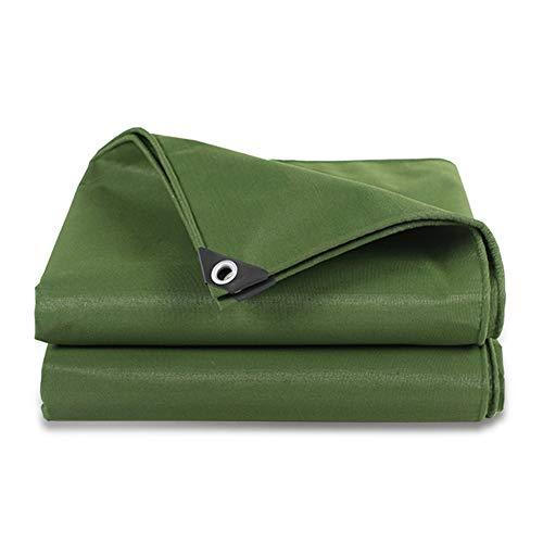 Bâche/Toile résistantes, Tapis de Sol et Couverture de Camion, Tente UV Verte d'ombre de Soleil for Le Camping de Bateau de Voiture, (Size : 2m×2m)