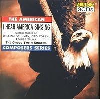 I Hear America Singing by Schuman