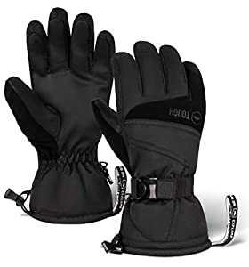 Winter-proof: Your hands have never met warmth and comfort like this. With thermal insulation fit for even the most extreme sub-zero temperatures, a waterproof and wind-resistant nylon shell that will keep you warm and dry when you go out into the el...