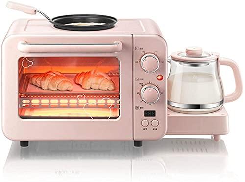 Esmalte del horno Interior incorporado en horno individual eléctrico - acero inoxidable Convección premium Halógena Halógena Cocina Mini horno y parrilla Ideal para asar, hornear