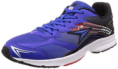 [シュンソク] スニーカー(紐靴) SHJ 0180 ブルー 26 cm 2E