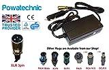 Powatechnic - Cargador de batería de litio de 12 V, 36 V, 1,5 A, para bicicletas eléctricas, sillas de ruedas, scooters y mucho más.