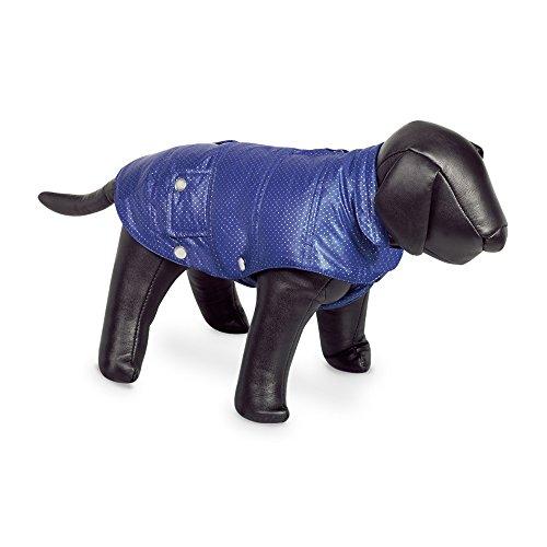 Nobby - Manteau d'hiver - Chien (44 cm) (Bleu)