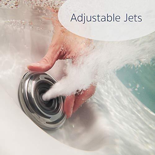 Essential Hot Tubs 67-Jets 2021 Syracuse Hot Tub, Seats 5-6, Espresso