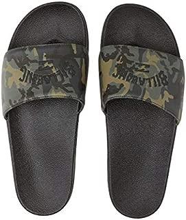 Billabong Men's Poolslide Corp Vegan Leather Sandals