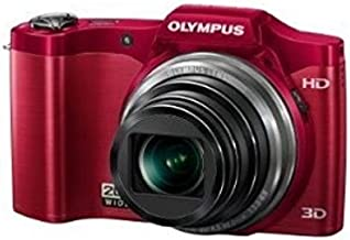 Olympus SZ-11 Digital Camera 14MP 3