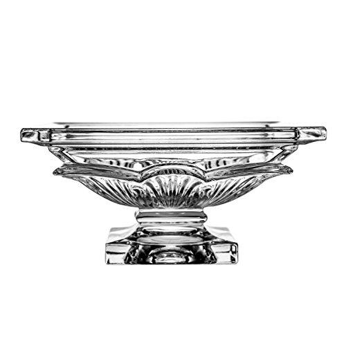 Crystaljulia 1117 Coupe de présentation, Cristal, Transparent, 3,25x25x25 cm