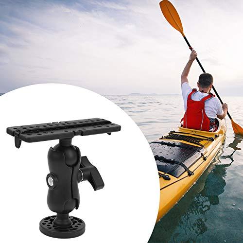Eosnow Buscador de Peces de ángulo Ajustable Juego Completo de Accesorios de Kayak Buscador de Peces de estanqueidad Ajustable, para piragüismo, Uso de Kayak