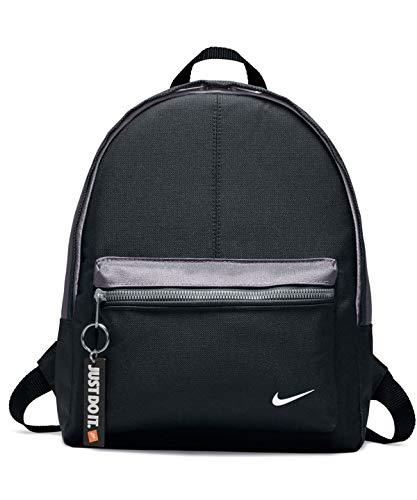 Nike unisex - kinderrugzak Classic, zwart/donkergrijs/wit, 25 x 10 x 32 cm, BA4606-017