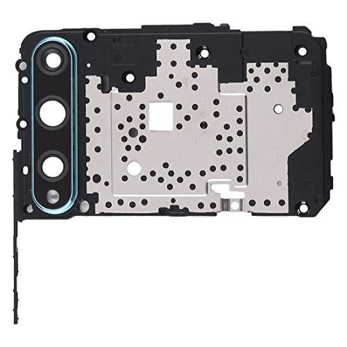 BEIJING  SCREENCOVER+ / Bisel de Marco de la Placa Base para Huawei y8P / P Smart S, Reemplazo LCD Placa Placa ATRÁS BIELEL (Color : Breathing Crystal)