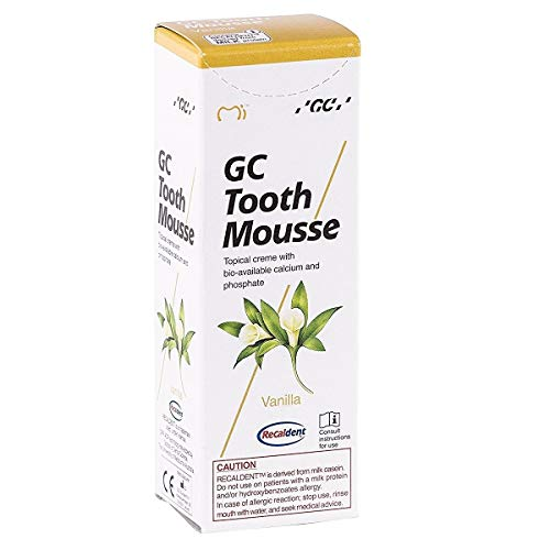 GC Tooth Mousse Vainilla 40 g
