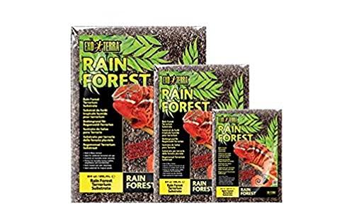EXO TERRA Exoterra Rainforest Substrat pour Terrarium pour Reptile/Amphibien 26,4 L