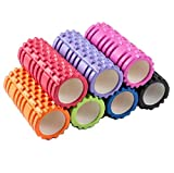 Bodylastics Foam Roller for Deep Tissue Massage, Relief from Sore Muscles Pain, Pre