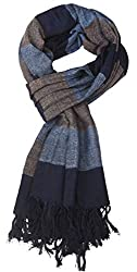 Zaina Unisex Cotton Sober Look Scarf for Men & Women - Fit for All Ages