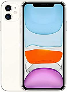 Apple iPhone 11 Akıllı Telefon, 256 GB, Beyaz