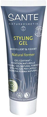 Sante Bio Styling Gel Natural Former (2 x 50 ml)