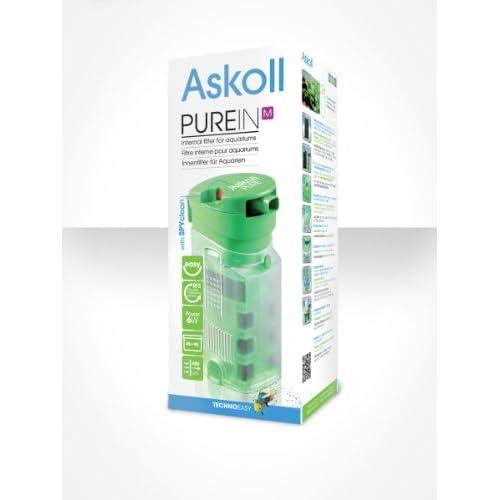 Askoll Aa090002 Pure in Filtraggio per Acquario, M