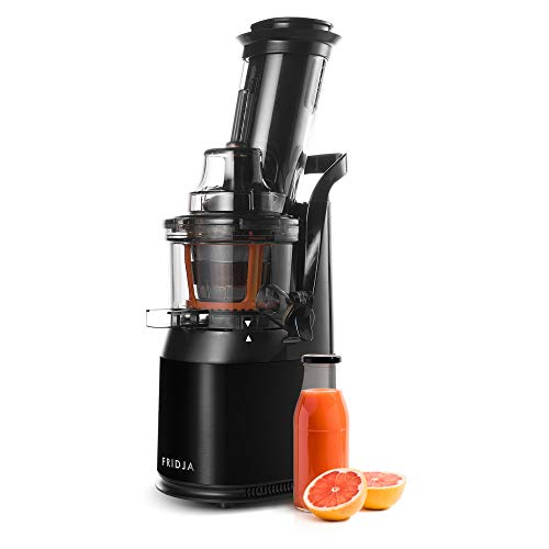 Fruta y Vegetal Cold Press Extractor de Jugo Slow Juicer, Sorbete y...