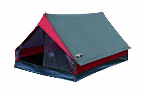 High Peak Minipack - Tienda de campaña para dos personas, tamaño 190x120x95,...