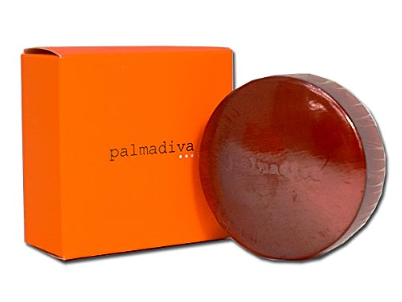 予防接種加入援助パルマディーバ リッチルビーソープ 85g