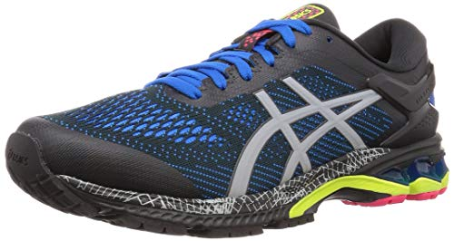 Asics Gel-Kayano 26 LS, Zapatillas de Running Hombre, Gris (Graphite Grey/Piedmont Grey 020), 44 EU