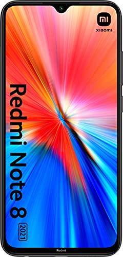 Xiaomi Redmi Note 8 (2021) - Smartphone 64GB, 4GB RAM, Dual Sim, Space...