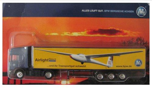 BPW Bergische Achsen KG Nr. - Airlight Direct - Scania - Sattelzug