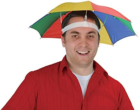 Hard hat umbrella _image3