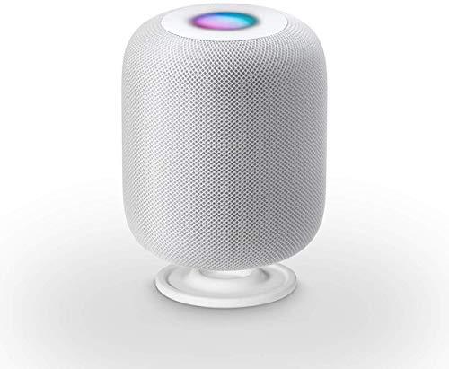 Lanmu Coaster antideslizante a prueba de golpes de silicona para Apple Homepod...