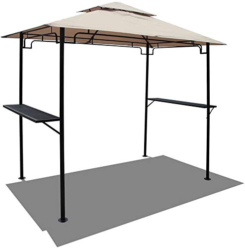 bbq grill canopy - 9