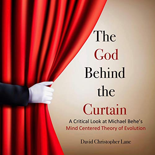 The God Behind the Curtain cover art