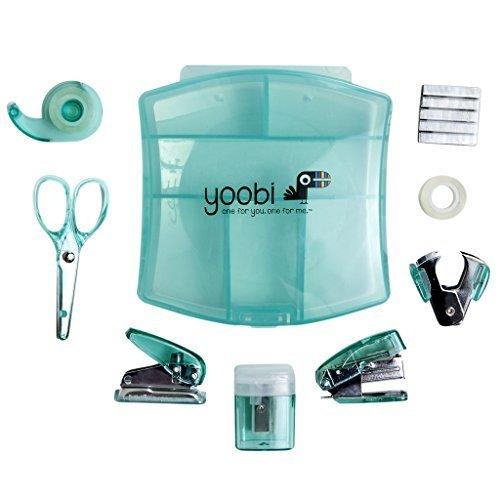 Desk Mini Supply Kit-Aqua