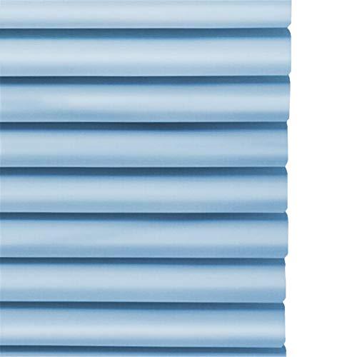 Gordijn van bamboe Persianas Venecianas de Ventana de Aluminio Azul, 60/75/90/105/120/135cm de Ancho con Accesorios para Cocina, Oficina, Baño, Dormitorio, Sala de Estar (Size : 105x240cm/41×95in)