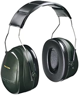 3M Peltor Optime 101 Over-the-Head Earmuff, Hearing Protection, Ear Protectors, NRR 27dB
