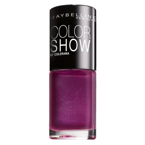 Maybelline New York Make-Up Nailpolish Color Show Nagellak Nail Care 7 ml Purple Gem