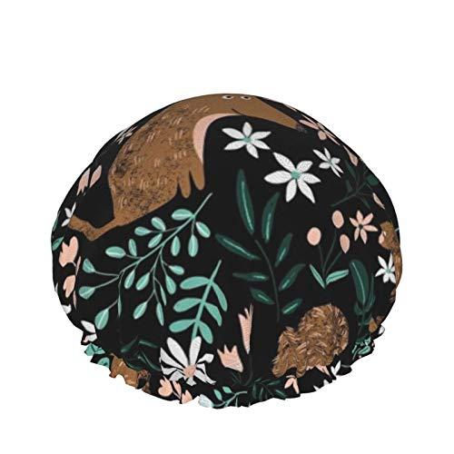 Australian Animals Limited Color Palette Gorro de ducha Gorros de ducha grandes...